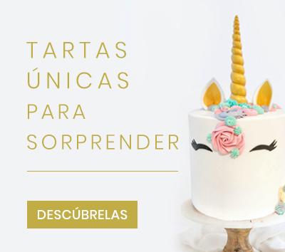 Descubre nuestras tartas únicas