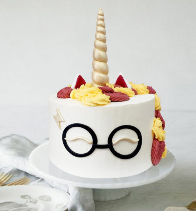 tarta-unicornio-harry-potter