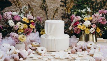 Tartas de cumpleaños y eventos